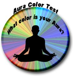 To do the Aura Color Test grab a piece of paper and answer the following questions by deciding which one best describes you. Write down only the corresponding number of your answer. At the end of the Aura Color Test you'll find a chart that reveals your aura color.