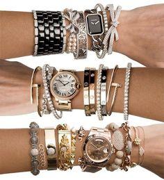 Channel Cartier Rolex