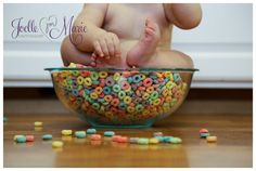 Sweet Skyler | Six Months Old » Joelle Marie Photography