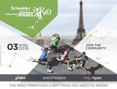Schneider Electric Marathon de Paris, April 3, 2016 - Explore all you need to know about this beautiful race with the downloadable Competitor's Guide