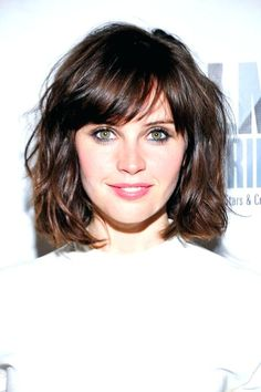 Unique Shoulder Length Hairstyles 2012 For Thin Hair Shoulder Length Hairstyles With Fringe 2012 Shoulder Length Hairstyles With Bangs