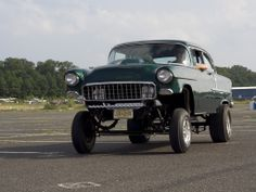 56 Chevy Gasser | 55,56,57 pictures - Page 152
