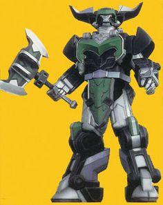 Power Rangers Mystic Force Mystic Minotaur Titan