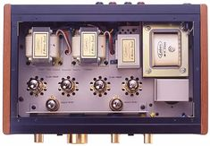 Leben CS-300XS internal view - top. Audiophile, Integrity, Acoustic, Mixer, Tube, Data Integrity, Blenders