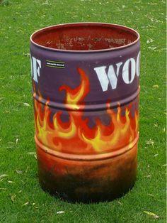 Oliedrum (fire)