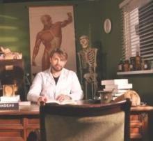 De boekendokter staat klaar met literair advies Boekenbeurs 2012: 31 oktober - 11 november Antwerpen