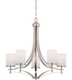 Hey Look What I found at Lighting New York Savoy House Colton 5 Light 26 inch Satin Nickel Chandelier Ceiling Light Satin, Chandelier Ceiling Lights, Cool House Designs, Cool Lighting, Timeless Design, Great Rooms, Light Fixtures, Bulb, Nickel Finish