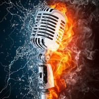 """Shop """"Music Power"""" Poster created by Andrew_Kravchuk. Personalize it with photos & text or purchase as is! Microphone Images, Old Microphone, Vintage Microphone, Mos Def, Lil Wayne, Eminem, Kanye West, Greeting Card Companies, Music Power"""
