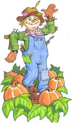 Scarecrow ~ autumn