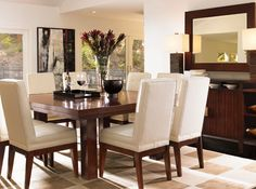 This size/shape table could work in the dining room. Furniture, Home Building Design, Interior, Dining, Interior Furniture, Dining Table, Dining Room Table Chairs, Dining Room Inspiration, Dining Chairs