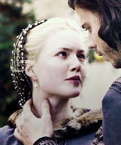 Lucrezia(and Cesare). nice tone of color.
