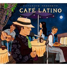 Buy Cafe Latino by Putumayo Presents at Mighty Ape NZ. The collection features exceptional singer-songwriters from throughout the Latin world, extensive cultural liner notes and, as with 17 other Putumayo . Trip To Colombia, Mighty Ape, World Music, Dance Music, News Songs, Album Covers, Folk, My Arts, History