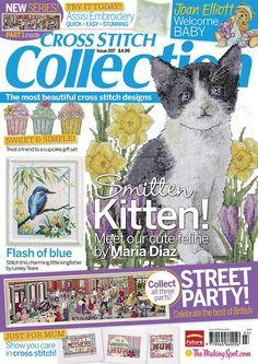 Cross Stitch Collection 207 mars 2012. Обсуждение на LiveInternet - Российский Сервис Онлайн-Дневников