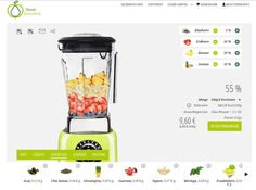 The Good Smoothie Mixing Tool