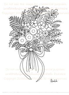 Do not use this image for commercial purposes. แจกฟรีสำหรับกลุ่มงานปักริบบิ้นและงานปักผ้าด้วยมือ ห้ามจำหน่าย Copyright 2018.Kookkik Pimpida All rights reserved.  **** facebook.com/groups/RibbonFC **** Garden Embroidery, Bullion Embroidery, Embroidery Flowers Pattern, Blackwork Embroidery, Japanese Embroidery, Ribbon Embroidery, Embroidery Stitches, Embroidery Designs, Flower Drawing Images