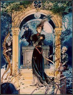Gary A. Lippincott—The Vampire's Beautiful Daughter