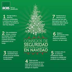 Consejos de Seguridad para una Navidad Segura #prevencion #1enprevencion #navidad