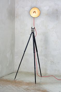 • I • H • O • N • Tripod Lamps - You can get these from Csendes - A Pesti Szatócs // Inner City Concept Store [ on.fb.me/1lGfRCM ] #asyouwishprojects #csendes #csendesconceptstore #handcrafted #reclaimed #vintage #interior #lamp #tripod © David Szoke & Gergo Biro, VLMI Produktív [ on.fb.me/1SQQddb ], Budapest, HU