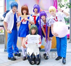 CLANNAD by ~r-kira on deviantART
