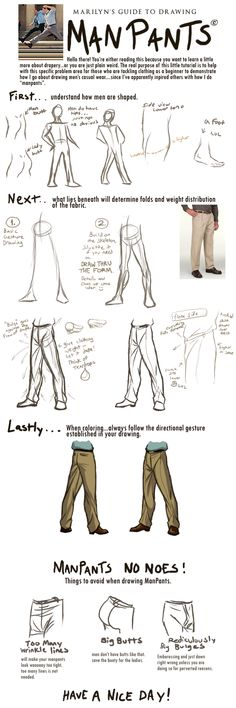 man pants ✤ || CHARACTER DESIGN REFERENCES | キャラクターデザイン | çizgi film • Find more at https://www.facebook.com/CharacterDesignReferences & http://www.pinterest.com/characterdesigh if you're looking for: #grinisti #komiks #banda #desenhada #komik #nakakatawa #dessin #anime #komisch #manga #bande #dessinee #BD #historieta #sketch #strip #cartoni #animati #comic #komikus #komikss #cartoon || ✤