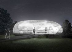 Smiljan Radic designs Serpentine Gallery Pavilion 2014
