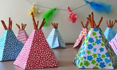 tuutsjes: feest in de tent en een DIY Craft Tutorials, Teacher Gifts, Party Favors, Diys, Projects To Try, Birthdays, Wraps, Gift Wrapping, Diy Crafts