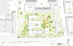 Neubau der Kinder- und Jugendklinik Freiburg - Wettbewerb im zweiten Anlauf entschieden