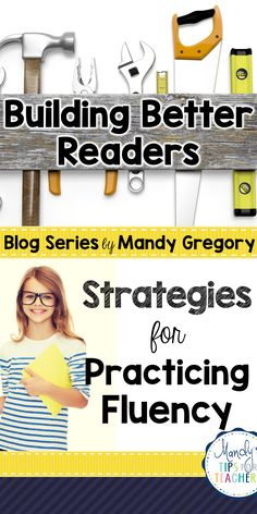 Tons of ideas and tips for practicing fluency in the classroom!
