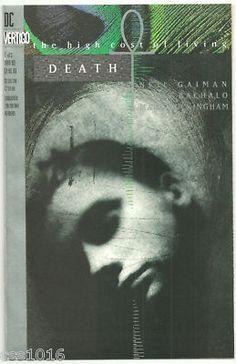 DEATH - THE HIGH COST OF LIVING Great 3-part series from DC VERTIGO! ~NEW~ http://r.ebay.com/TfZ309