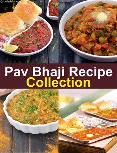 20 Pav Bhaji Recipes | Page 1 of 2