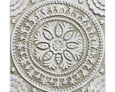 arte de pared hecho de cerámica x6  arte exterior