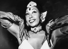 Josephine Baker #hollywood #classic #actresses #movies