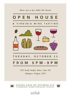 business open house invitation - Google Search