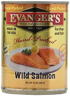 EVANGERS 12Pack HandPacked Grain Free 100Percent Wild Salmon Supplement for Dogs and Cats 12Ounce -- Find out more about the great product at the image link.Note:It is affiliate link to Amazon.