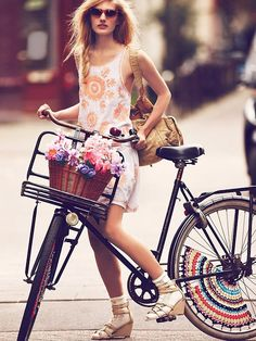 Fashion & Bicycle