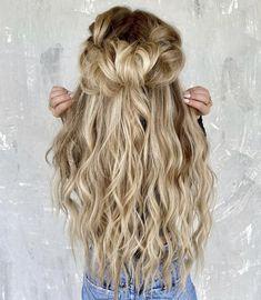 Unique Hairstyles, Dreadlocks, Hair Styles, Beauty, Hair Plait Styles, Hair Makeup, Hairdos, Haircut Styles, Dreads