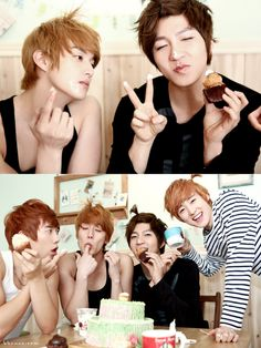 UKISS is so cute!!! #UKISS