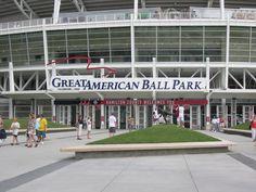 Cincinnati Reds Stadium  Cincinnati, Ohio