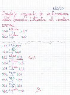 Didattica Scuola Primaria: Centinaia, decine, unità: il numero corrispondente... Simple Math, Homeschool Math, Math Activities, Bullet Journal, Coding, Education, Maths, Anna, Notebooks