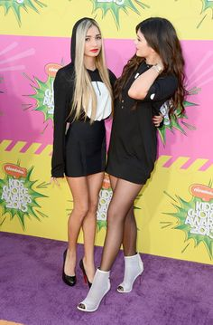 Nickelodeon's 26th Annual Kids' Choice Awards - Arrivals - Pia Mia and Kylie Jenner