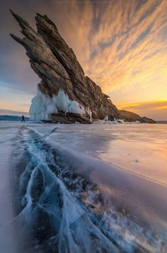 Bajkál-tó, Szibéria