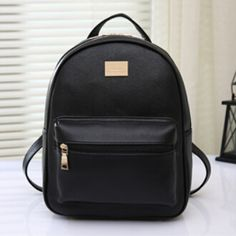 Women Genuine Leather Backpack - 5 Colors