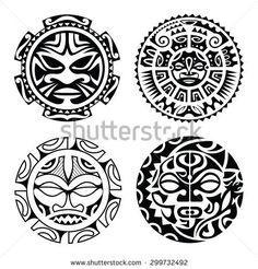 Výsledok vyhľadávania obrázkov pre dopyt polynesian tattoo design