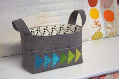 The 1 Hour Basket. I'm sure you've seen it, especially if you are on Instagram. It's a fairly new, free pattern by Kelly at Kelby Sews, and it is all. the. rage. Currently there are 1,189 posts wi...