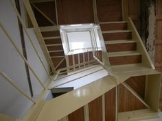 21 mq per tre livelli Stairs, Home Decor, Stairway, Staircases, Interior Design, Ladders, Home Interior Design, Ladder, Home Decoration