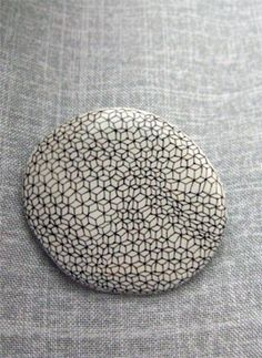 Wow! Love this! Astree clay pieces on Etsy.
