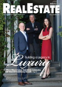 Real Estate Magazine - Who's Who in Luxury Real Estate - December 2016