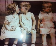 Jealousy at a young age