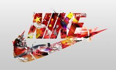 Nike Logo Design Variations