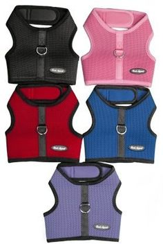 Mesh Wrap N Go Harness Red Small ** Details can be found by clicking on the image.Note:It is affiliate link to Amazon.